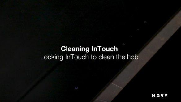 Uzamčení InTouch při čištění
