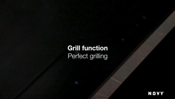 Funkce grilu