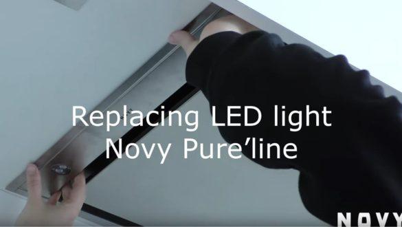 Pure'line výměna LED žárovek